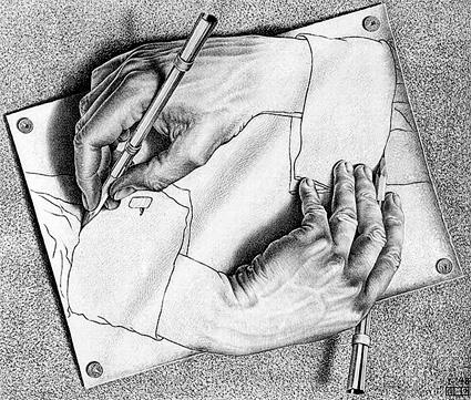 oeuvre de M.C. Escher