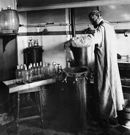 Une expérience de Pasteur